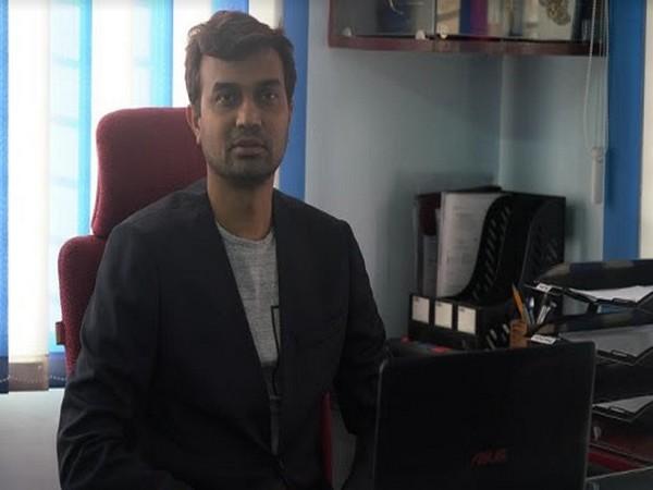 Ajitesh Sharma, Founder of Keep Rolling Films