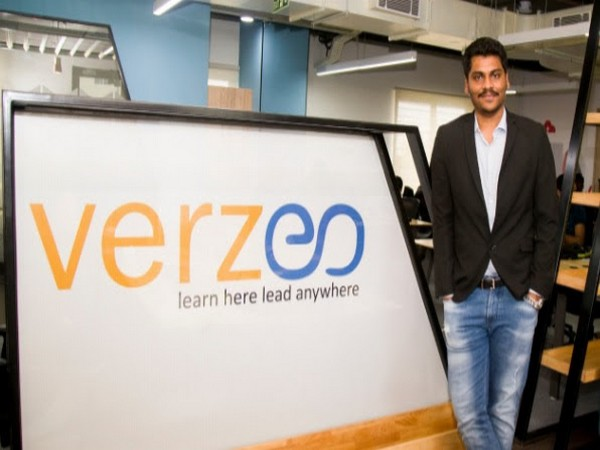 Meet 22-yr-old Subrahmanyam Who Built EdTech Firm 'Verzeo' having Over 700 Employees in Just 3 Years