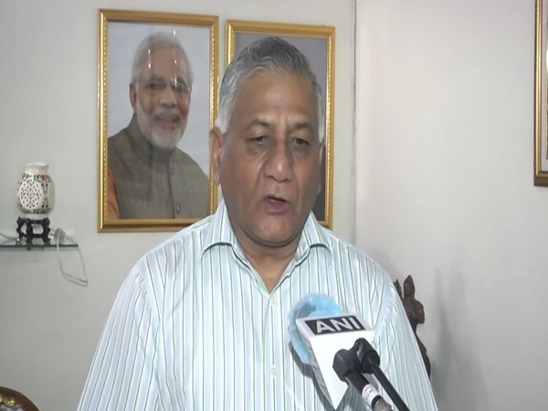 Union Minister VK Singh (File Photo)