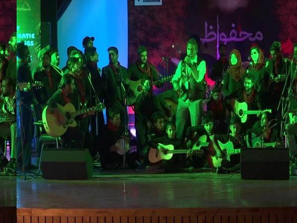 Srinagar concert encourages youth to take up sports, art and not turn to drugs