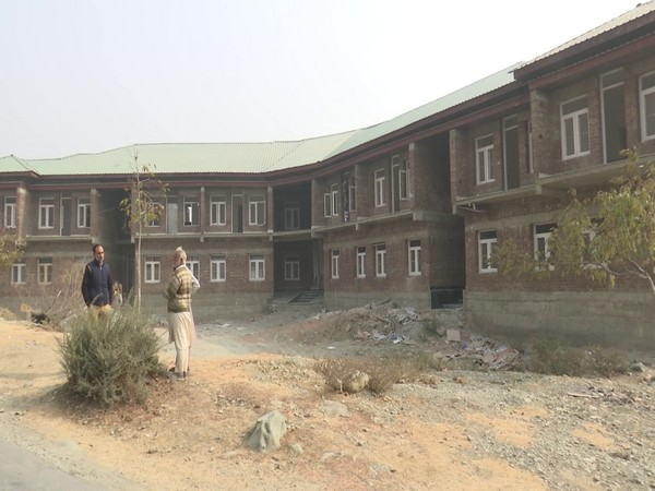 J-K: 100-bed hostel under construction in Ganderbal, tribal students to benefit