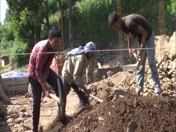 Over 1,900 new pukka houses under construction in J-K's Rajouri