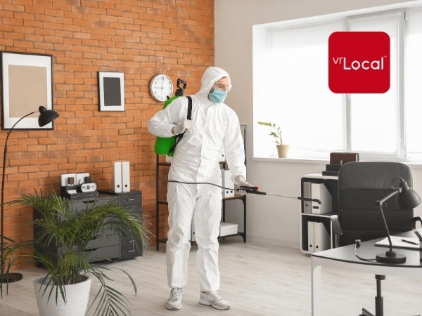 VrLocal is a service provider catering to all the hygienic needs of corporates.