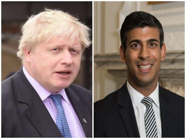 As Boris Johnson's fame wanes, Rishi Sunak on the rise