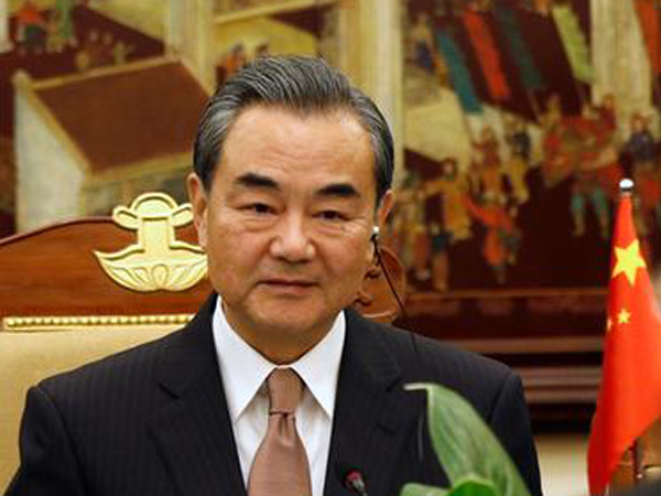 Chinese Foreign Minister Wang Yi (File photo)