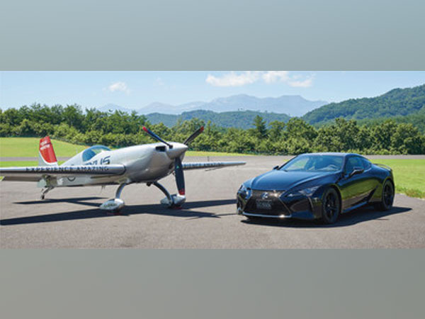Lexus launches aviation-inspired LC 500h limited edition