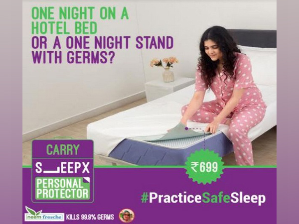 #PracticeSafeSleep with SleepX Personal Protector