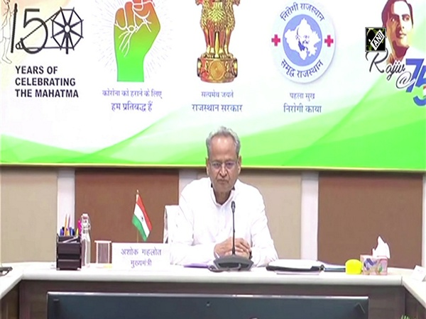 Sanitation workers playing big role in preventing COVID-19: CM Gehlot