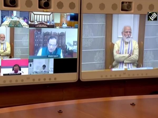 PM Modi reviews COVID situation