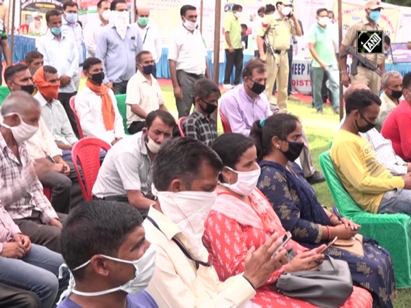 Kisan Mela organised to educate farmers in J&K's Udhampur
