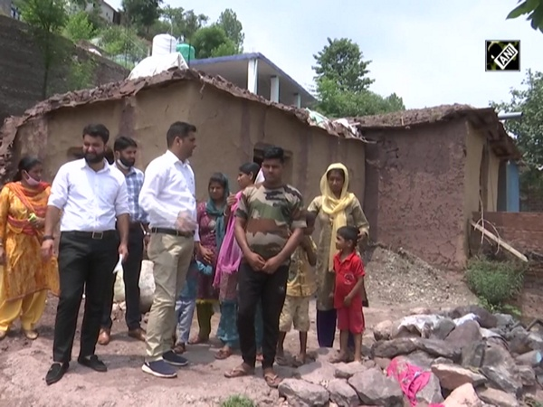 'Pradhan Mantri Awas Yojana' to benefit homeless in J&K's Rajouri