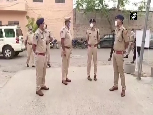 Jodhpur Police launched 'Har Ghar Dastak' campaign for inspection