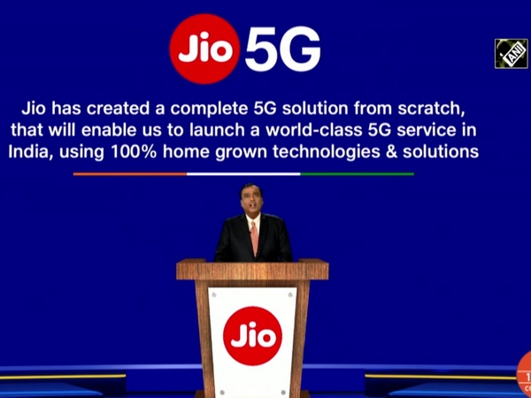 Jio developed 5G from scratch, can be ready for field deployment next year: Mukesh Ambani