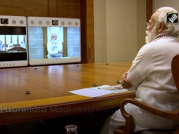 PM Modi reviews development work in Kedarnath Dham via video conferencing