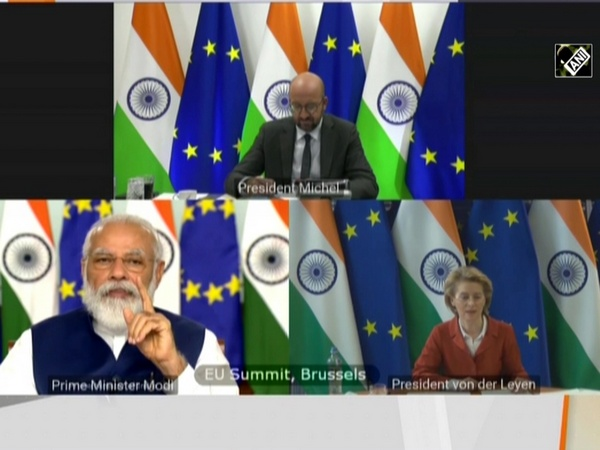 Our partnership significant for world peace: PM Modi at India-EU Summit 2020