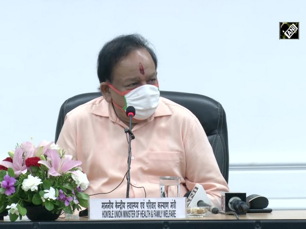Dr Harsh Vardhan inaugurates OPD building dedicated to elderly at AIIMS Delhi