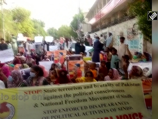 Protest continues in Sindh against enforced disappearances of political activists