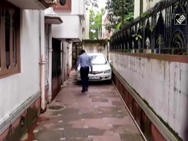 ED raids at house of CM Gehlot's brother in Kolkata