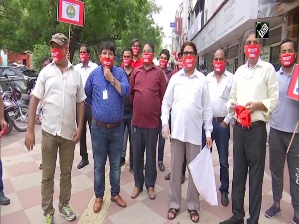 Shopkeepers at Delhi's Yusuf Sarai boycott Chinese goods