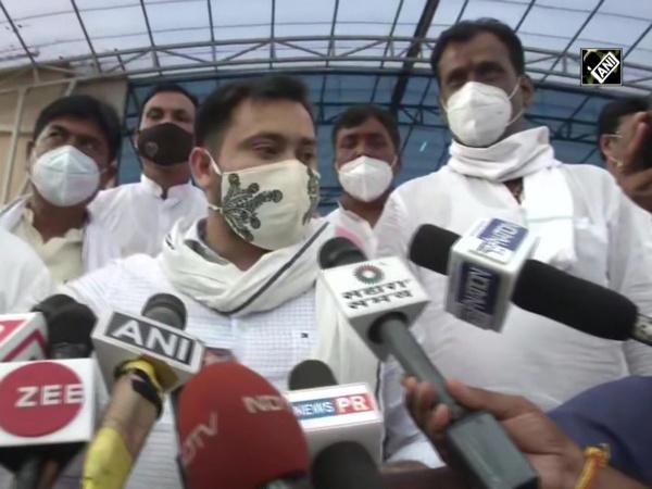 Sushant death case: Nitish govt letting Bihar Police get insulted, says Tejashwi Yadav