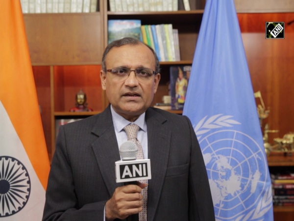 It's well-known that Pakistan is nerve centre of terrorism: India's permanent representative to UN