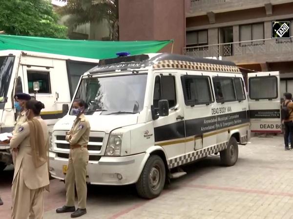 PM Modi, Gujarat CM announce ex-gratia for Ahmedabad hospital fire victims