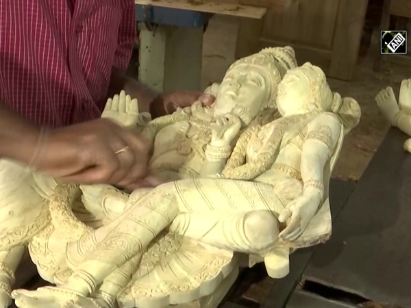Meet artist who sculpted statuette gifted to PM Modi by CM Yogi