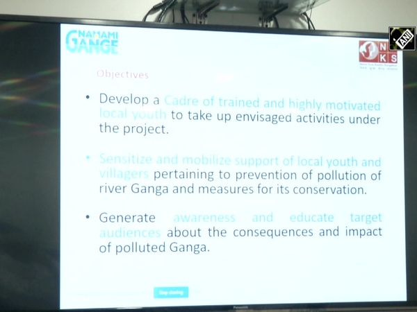 Jal Shakti Ministry joins hands with Ministry of Youth Affairs & Sports to clean Ganga