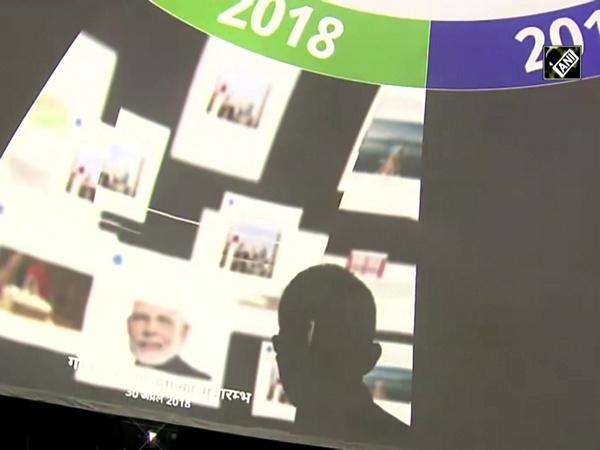 'Gandagi, Bharat Chorho', PM Modi launches campaign