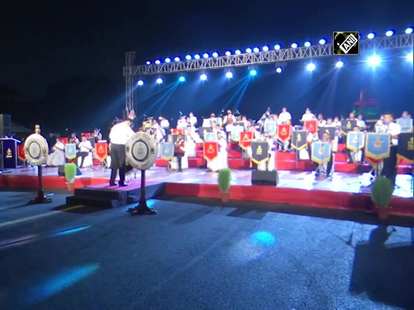 Watch: Indian Armed Forces musical band concert enthralls spectators