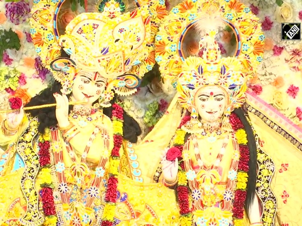 Dipped in fervour, devotees celebrate birth of lord Krishna