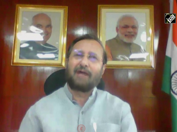 Javadekar attends webinar on National Education Policy