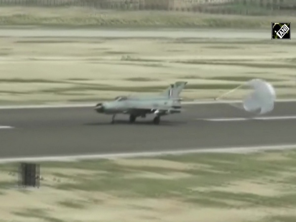 Watch: IAF chief Bhadauria flies MiG-21 Bison in Western Air Command