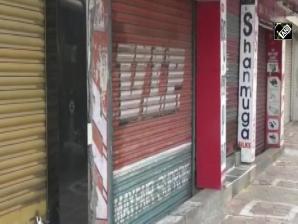 Puducherry observes 1-day lockdown to curb COVID-19 spread