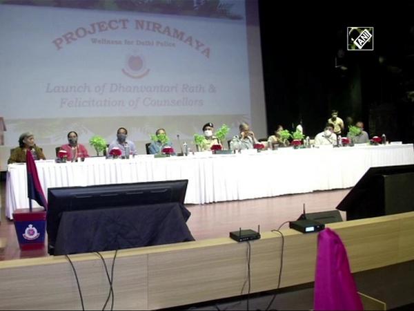 Dhanwantari Rath launched to bring ayurveda at doorsteps of Delhi Police personnel