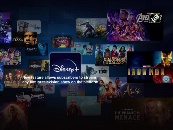 Disney Plus is planning to roll out new party watch feature