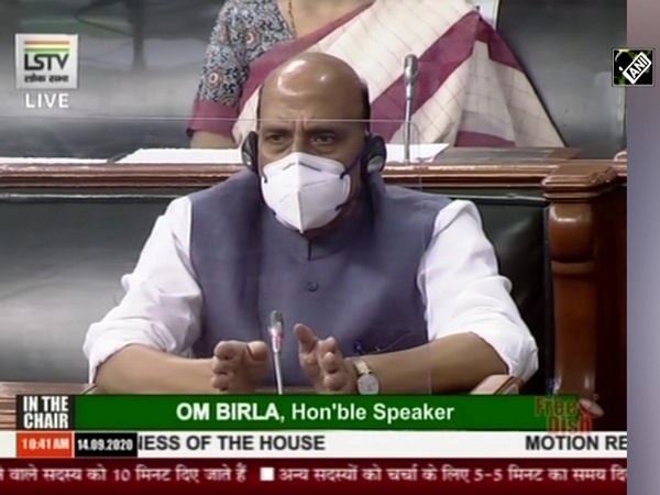 Leaders of most parties agreed over no Question Hour, Zero Hour for 30 minutes: Rajnath Singh