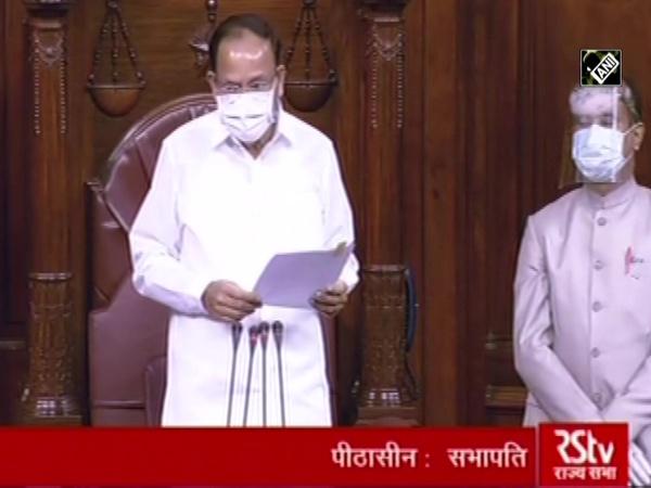 Monsoon Session: Rajya Sabha remembers Pranab Mukherjee