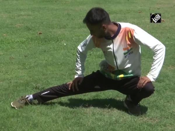 Kashmiri Taekwondo player striving to make his way to Olympics