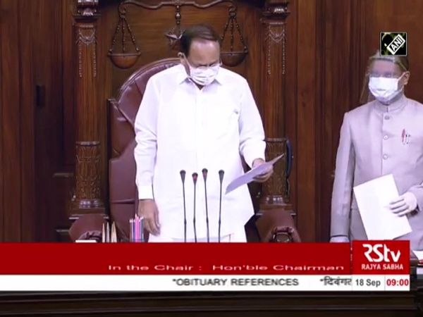 Rajya Sabha Chairman, MPs pay tribute to Ashok Gasti