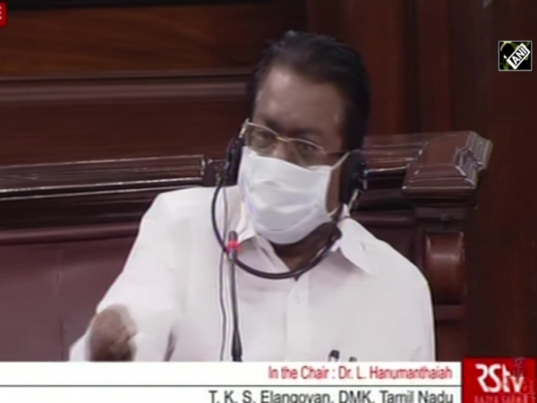 Agriculture bills will turn farmers into slaves: DMK in Rajya Sabha
