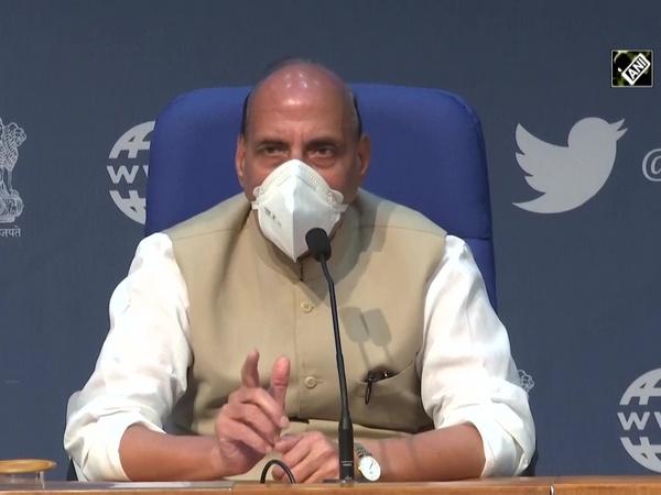 What happened in Rajya Sabha is shameful: Rajnath Singh