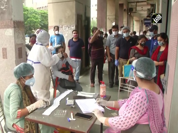 COVID-19 update: With 86,961 new cases, India's tally crosses 54 lakh mark