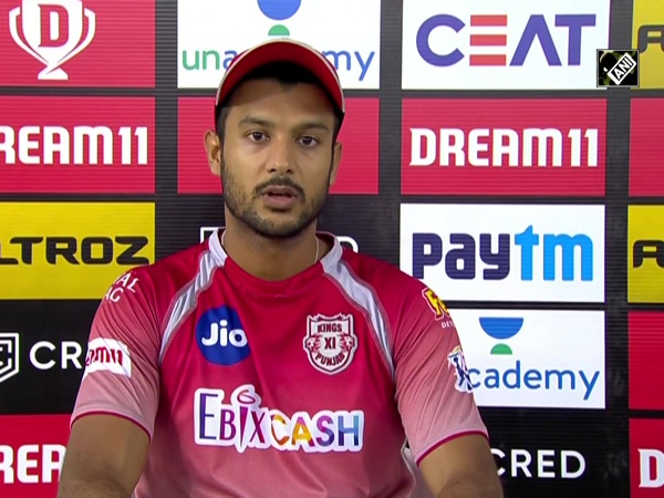 IPL 2020: 'It's just one game', says Kings XI's Mayank Agarwal after losing to DC in first match