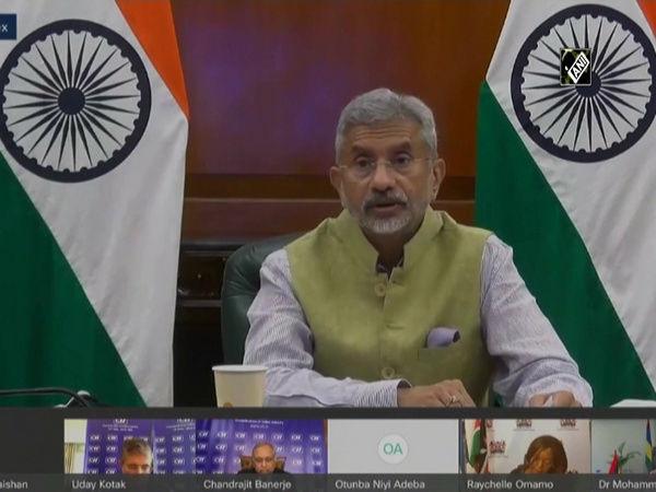 Africa's rise is fundamental to India's foreign policy thinking: EAM Jaishankar