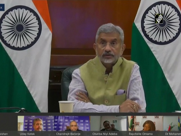CII-Exim Bank digital conclave: India is Africa's 3rd largest export destination, says EAM Jaishankar