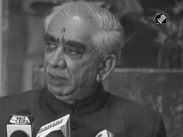 Former union minister Jaswant Singh passes away