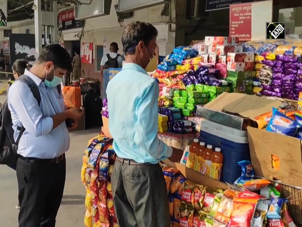Sale of packed food starts at Moradabad Railway Station
