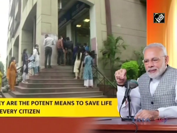 Maintain 'Do Gaz Ki doori' to protect yourself and family: PM Modi in Maan Ki Baat