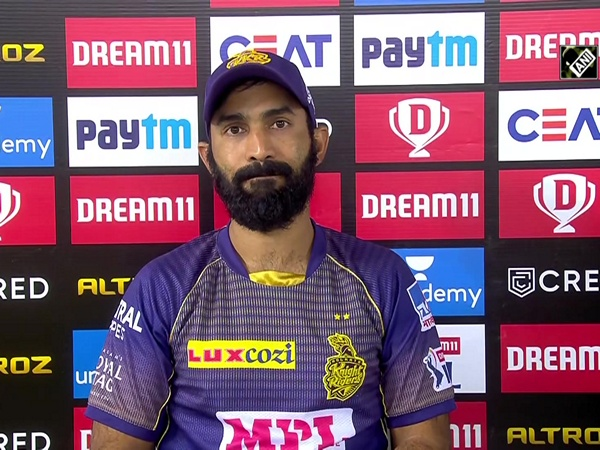 RR vs KKR: Eoin Morgan batting at no. 6 became blessing in disguise, says Karthik